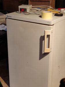 Wärmeschrank - Entwicklungsstufe fertig