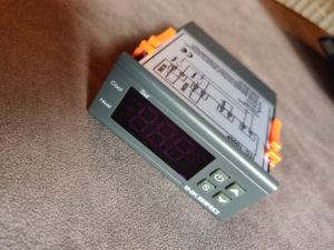 Wärmeschrank - Temperaturmesser